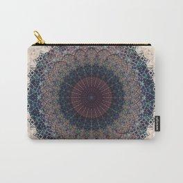Modern Mandala art Carry-All Pouch