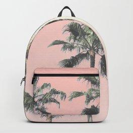 Blush Palms Backpack