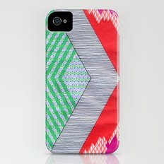 Isometric Harlequin #8 iPhone (4, 4s) Slim Case