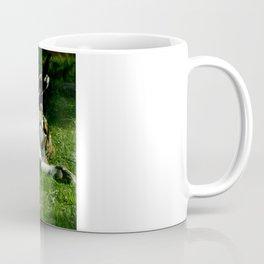 Resting Tiger Coffee Mug