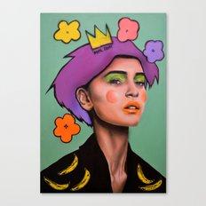 F*CK fame Canvas Print