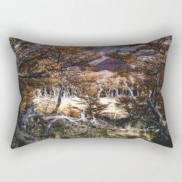 Fall in Patagonia, Argentina Rectangular Pillow
