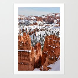 Bryce Canyon - Sunset Point II Art Print