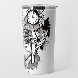 Lost track of time... Travel Mug
