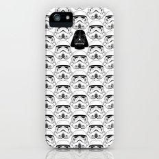 Stormtrooper pattern iPhone SE Slim Case