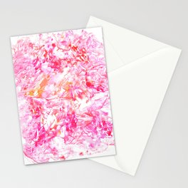 DELIGHT   monotype #1 Stationery Cards