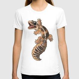 African Fat-Tail Gecko T-shirt