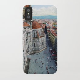 Florence Cathedral iPhone Case