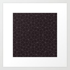 #41 Hello Mr Penrose, I'm your biggest fan. – Geometry Daily Art Print
