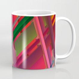 Striping Confusion Coffee Mug