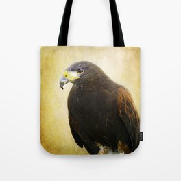 A Harris Hawk Tote Bag