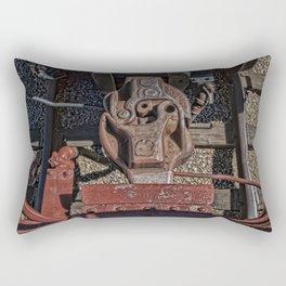 Coupled Rectangular Pillow
