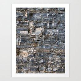 The Walcott Quarry Art Print