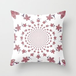 Dolly's Sweet Sting Throw Pillow