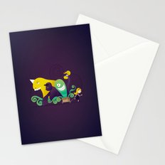 pandora's box Stationery Cards