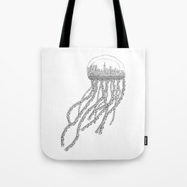 NY Sea Tote Bag