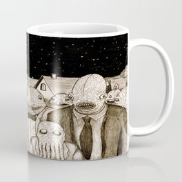Innsmouth Meeting Coffee Mug