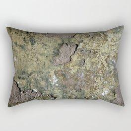 Mansion Plaster Wall 2 Rectangular Pillow