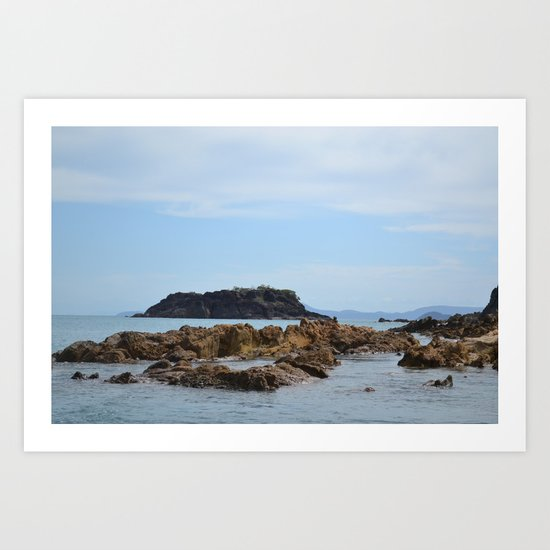 Whitsundays Art Print