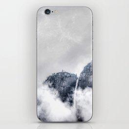 Fog and clouds iPhone Skin