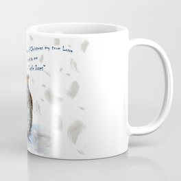 Two Turtle Doves Coffee Mug