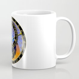 astronomical clock Coffee Mug