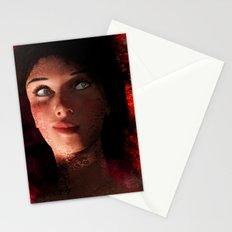 Female 6 Stationery Cards