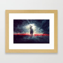 Reminiscence Framed Art Print