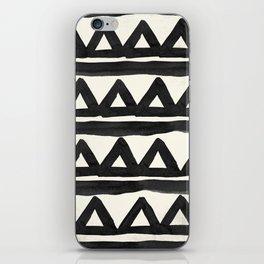 Chevron Tribal iPhone Skin