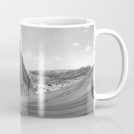 Non Linear Time as Mass - The Wave, Arizona Coffee Mug