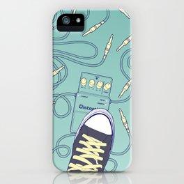 Rock Arrange iPhone Case