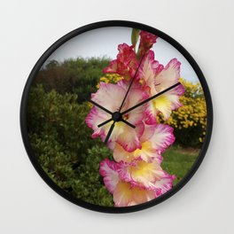 Glad to be the star of this photo! Wall Clock