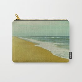 A Fisherman and the Sea Carry-All Pouch