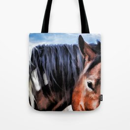 Pony Love Tote Bag