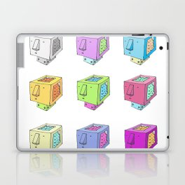 Cubeheds ( available for t-shirts ) Laptop & iPad Skin