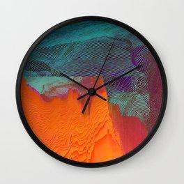.TERRA Wall Clock