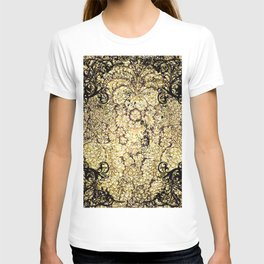 Decorative pattern T-shirt