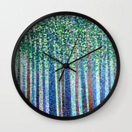 Impression of a Breeze Wall Clock