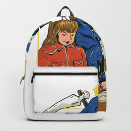 deadly games funny parody  Backpack