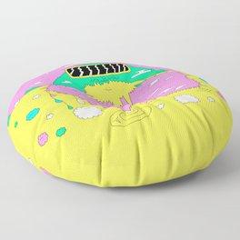Space Funk Floor Pillow