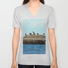 Sea Perch Unisex V-Neck
