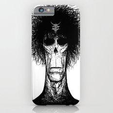 Zed Mercury: Psychopomp, portrait iPhone 6s Slim Case