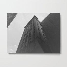 Grant Building  Metal Print