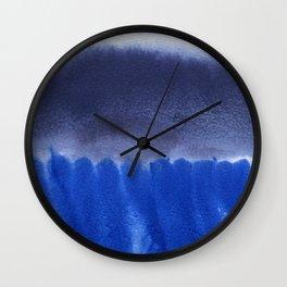 Casual Closure Wall Clock