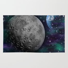 Moon and the Sky Rug