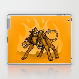 Heracles Labour Company (Cerberus) Laptop & iPad Skin
