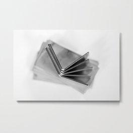 Metal Art 6 Metal Print