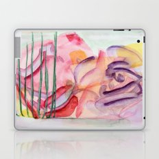flower graffiti Laptop & iPad Skin