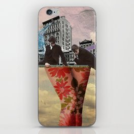 you denied something existed iPhone Skin