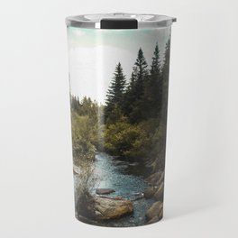 Maine Woods Travel Mug
